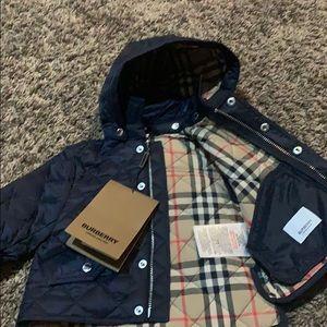 Burberry Baby Coat